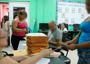 Desde el 2006 se creó por decreto el fondo para la Matrícula Gratis en los centros educativos.