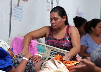 La Secretaría de Salud ha confirmado la muerte de 54 personas por el virus del dengue grave.