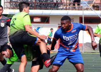 El partido fue jugado con mucha intensidad, ya que los equipos quieren agarrar ritmo, previo al comienzo del torneo de Apertura.