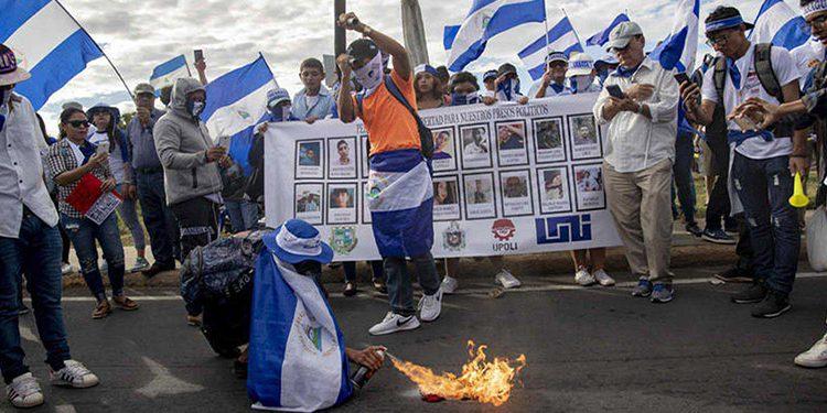 COVID-19 afecta a diplomáticos en Nicaragua afirma embajador de EEUU