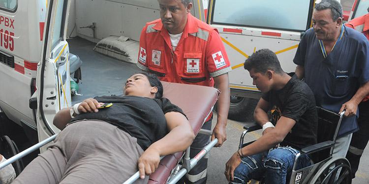 Diez pacientes trasladados desde el municipio de Cantarranas ingresaron al HEU con síntomas de dengue.
