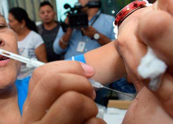 La directora del PAI, Ida Berenice Molina, manifestó que no se ha logrado la cobertura en la vacunación de influenza estacionaria.