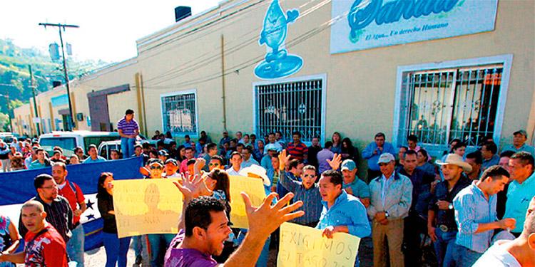 Cerca de 1,400 empleados recibirían la liquidación correspondiente, en los cuatro acueductos pendientes a municipalizarse.