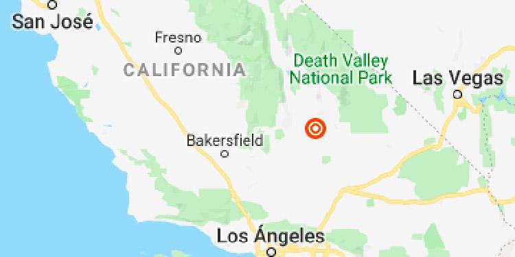 Sismo de magnitud 6.4 sacude California