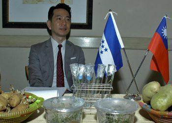 La cooperación entre Honduras y China Taiwán cada año se fortalece en distintos rubros productivos.