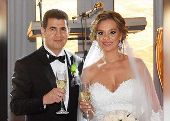 Wilson Alvarado y Diana Moya