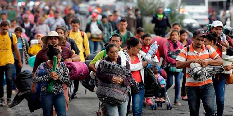 Reunión en México sobre migración y desarrollo en Mesoamérica