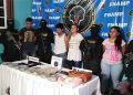 """Junto a """"La Maniática"""" fueron capturados Selvin Eléazar Pérez López (26), apodado """"El Único""""; Génesis Gabriela Murillo Montes, conocida como """"La Gasper""""; Alex Roberto Coleman Pagoaga, apodado como """"Coleman""""."""