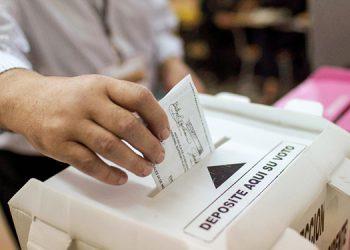 Reiteran que proceso electoral del 2021 no debe detenerse por cuarentena