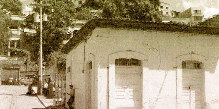 1 La casa de doña María Josefa Cocaña, donde nació en 1799 don Diego Vijil Cocaña.