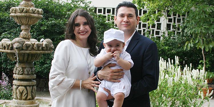 Frances Vásquez, Enrique Sandoval, Raúl Sandoval
