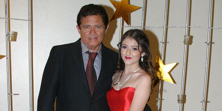 Jorge Velásquez y Stephanie Velásquez