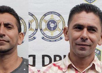 """Los hermanos José Roberto y Melvin Eduardo Valle Castillo se jactaban de integrar la banda criminal denominada """"Los Valle""""."""