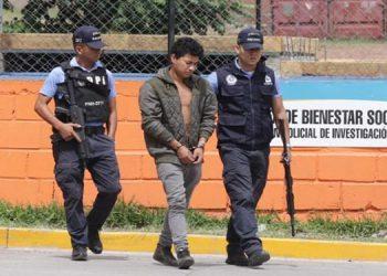 Mediante seguimiento, miembros de la Dirección Policial de Investigaciones (DPI) capturaron a un individuo en el punto fronterizo con Nicaragua de Las Manos, El Paraíso.