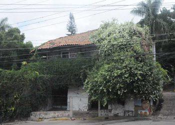 """Trocadero, mejor conocida como Casa Walther, fue construida en 1902, época en que al barrio La Leona se le describía como un """"pedrero""""."""