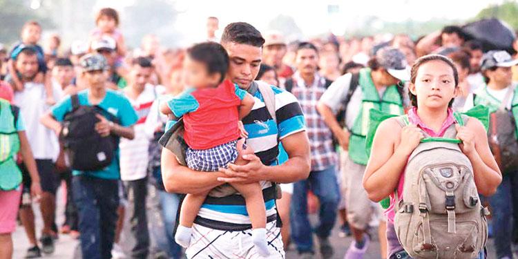Las investigaciones indican que la mayor parte de hondureños abandonan el país empujados por la violencia, la pobreza, falta de empleo y en general por condiciones de subdesarrollo.