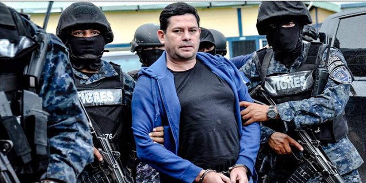 25 hondureños extraditables tienen condenas en EE UU – LA