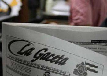 Publican decreto en La Gaceta sobre medidas que aprobará CN para hacer frente a COVID-19