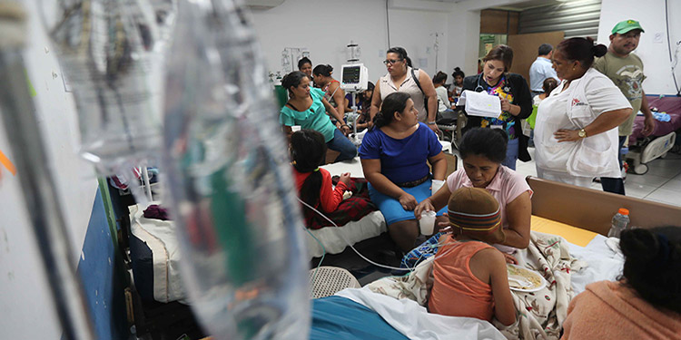 Autoridades confirman 49,326 contagios de dengue a nivel nacional.