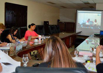 La reuinión entre delegados de la PGR y de la CIDH se hizo mediante la modalidad de videoconferencia, como respuesta a la invitación que hizo el organismo.