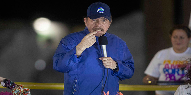 Daniel Ortega se declara en contra de la campaña 'Quédate en casa' (Video)