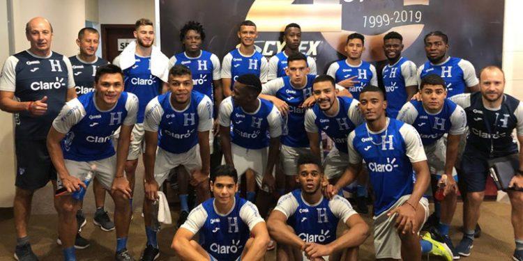 Resultado de imagen para Honduras sub 23