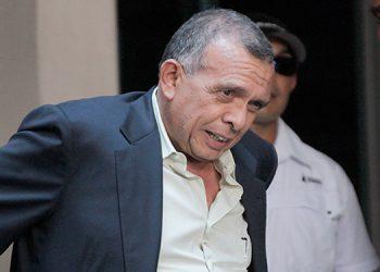 Porfirio Lobo, expresidente 2010-2014.