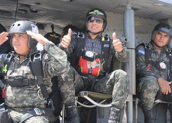 Los militares que participarán en los festejos patrios cuentan con una amplia preparación dentro de las Fuerzas Armadas.