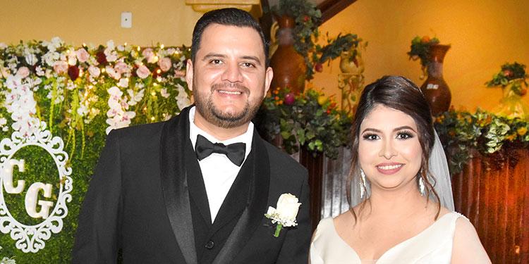 Eduardo Cardona y Sidia Gómez