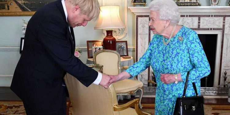 A Boris Johnson no se le diagnosticó neumonía
