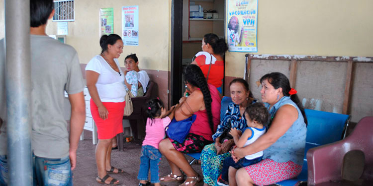 En Tegucigalpa se reportan 40,907 casos de diarrea, según la región metropolitana de salud.