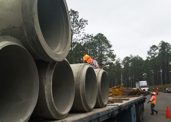 Esta semana comenzaron los trabajos preparatorios en el tramo comprendido en 35 kilómetros.