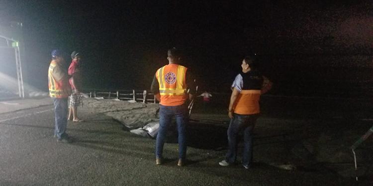 Durante las últimas horas el personal de Copeco ha vigilado las zonas montañosas y costeras de Choluteca, Valle, Francisco Morazán y Comayagua.