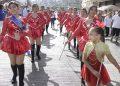 Los colegios a nivel nacional dieron inicio a los desfiles desde las primeras horas de este domingo.