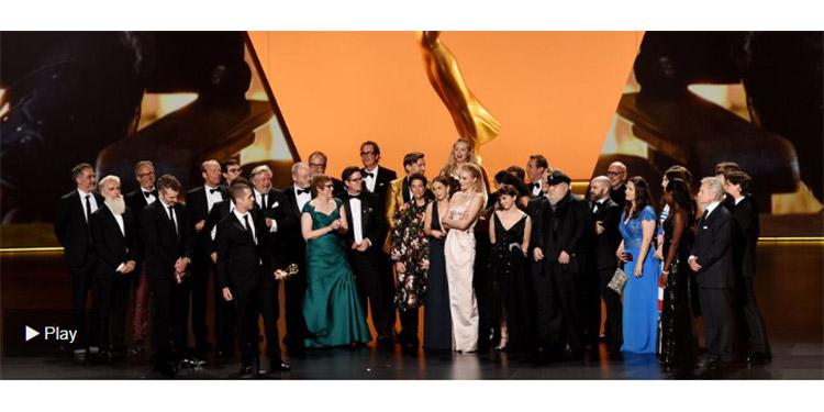 """""""Game Of Thrones"""" fue reconocida como la mejor serie de drama."""