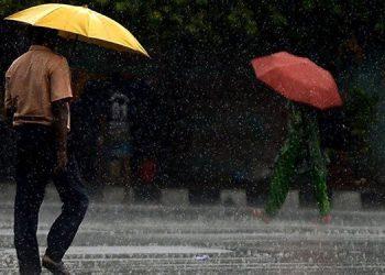 Se esperan lluvias para este martes en la región de occidente, centro y oriente.