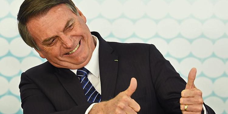 Bolsonaro anuncia que da negativo a covid-19