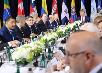 """La agenda del presidente Juan Orlando Hernández en la Asamblea de la ONU se centra en migración y los """"fondos verdes""""."""