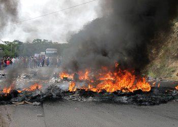 Para hoy se giró convocatoria de manifestación contra la construcción de proyectos en La Tigra.