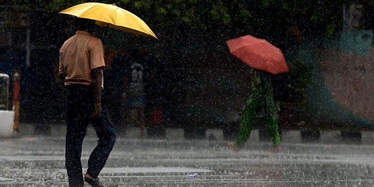 Para este sábado se esperan lluvias en oriente, occidente, el sur y la zona central.