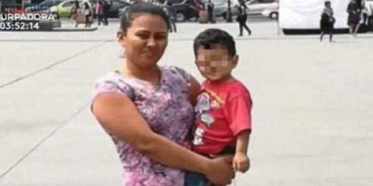 La mujer supuestamente pretendía encontrarse en los Estados Unidos con dos hijos más y su esposo.