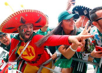 Por el tradicional grito 'puto' la FIFA tiene temblando a los mexicanos.