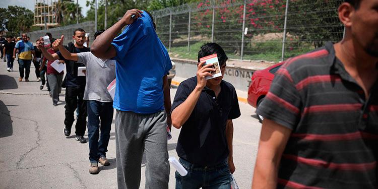Las autoridades del Ejecutivo de Estados Unidos destacan la colaboración del gobierno de Honduras.