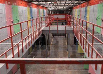 El módulo 'La Jaula' en la Penitenciaría Nacional es de máxima seguridad para reos de alta peligrosidad.