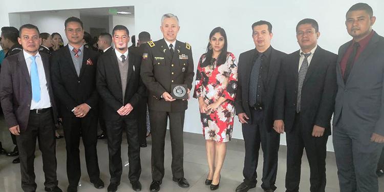Expertos ecuatorianos estuvieron a cargo de las capacitaciones.