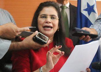 Rixi votará a favor de inscripción de partidos