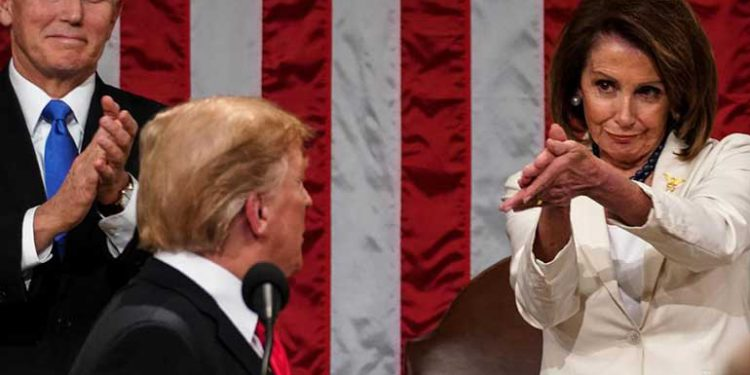 Casa Blanca y demócratas intercambian ataques