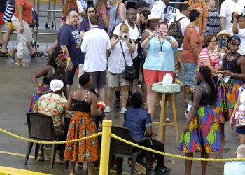 La meta este año para las autoridades de turismo es generar mil millones de dólares en divisas.