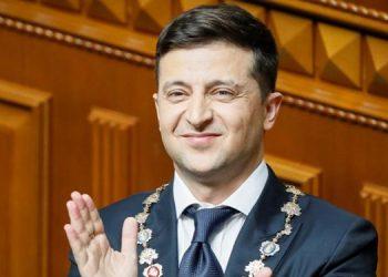 Volodimir Zelenski asegura que es el presidente de una nación libre y no obedece a presiones externas.