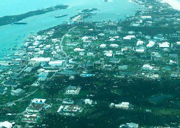 El daño fue tremendo en la Isla Abaco y Gran Bahamas.
